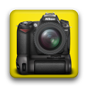 Nikon D90 Settings Guide icon