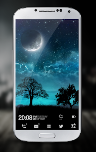 Dream Night Pro Live Wallpaper v1.2.5