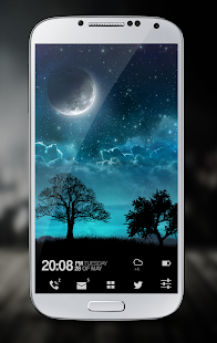 Dream Night Pro Live Wallpaper - screenshot thumbnail