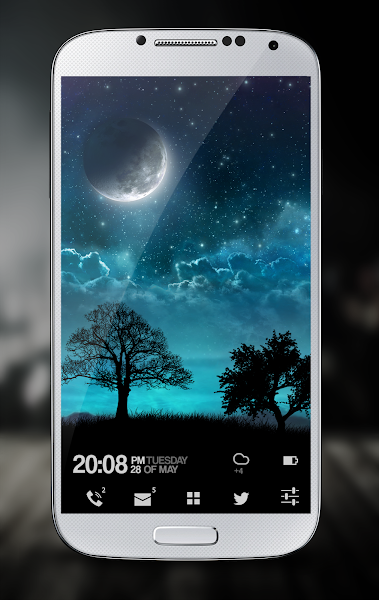 Dream Night Pro Live Wallpaper v1.6.1