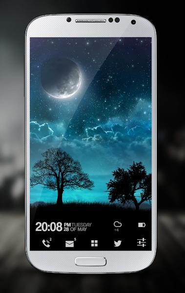 Dream Night Pro Live Wallpaper v1.6.3