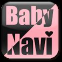 my Baby's navi logo