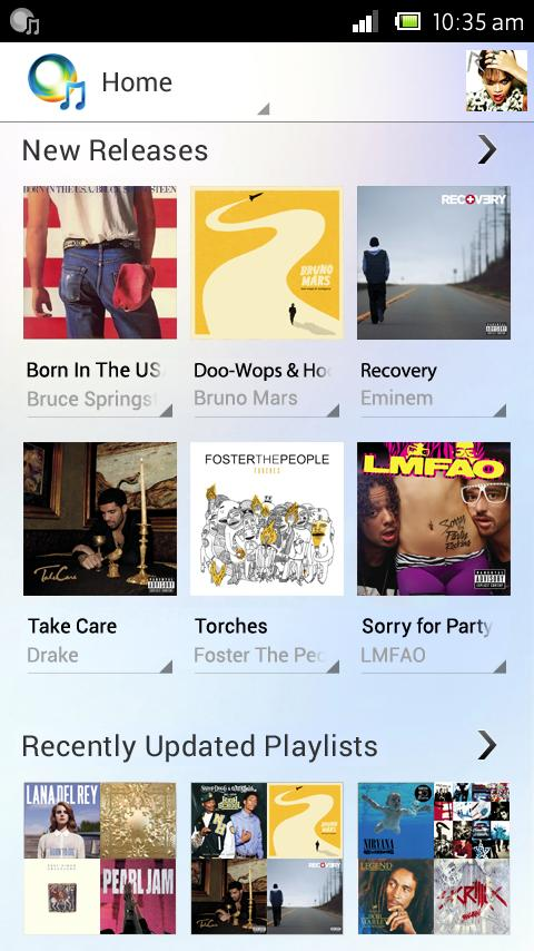 Music Unlimited Mobile App - Revenue & Download estimates