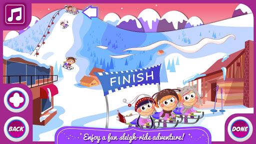 玩免費休閒APP 下載冬季乘坐雪橇 app不用錢 硬是要APP