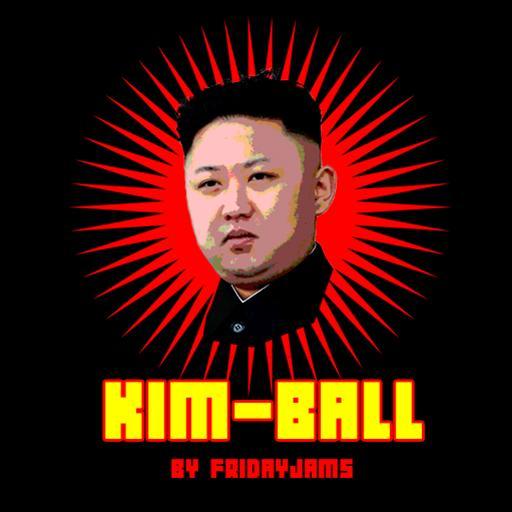 Kim-Ball - Kim Jong Un Pinball LOGO-APP點子
