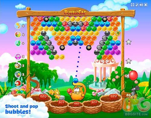 Guide for BubbleCat Adventures - screenshot