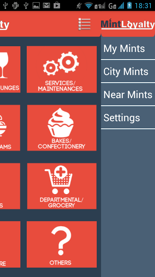 MintLoyalty- screenshot