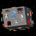 Sci-Fi Sound Cube, soundboard icon