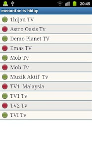 Malaysia TV Live watch - screenshot thumbnail