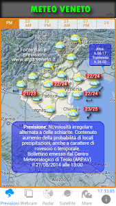 METEO VENETO screenshot 0