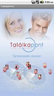 A mobil társkereső-tarskereses - screenshot thumbnail