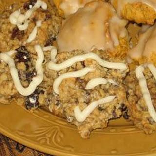 Vanishing Chocolate Oatmeal Cookies.