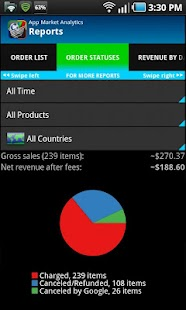 App Market Analytics - screenshot thumbnail