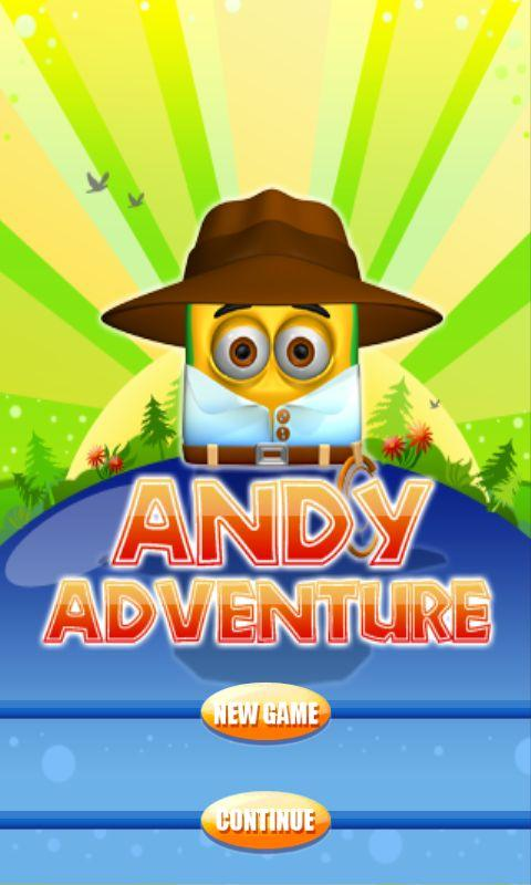 Andy Adventure - screenshot