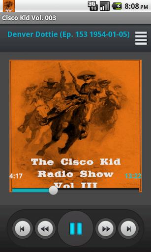 The Cisco Kid Radio Show V.003