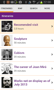 Reina Sofia Museum - Madrid- screenshot thumbnail