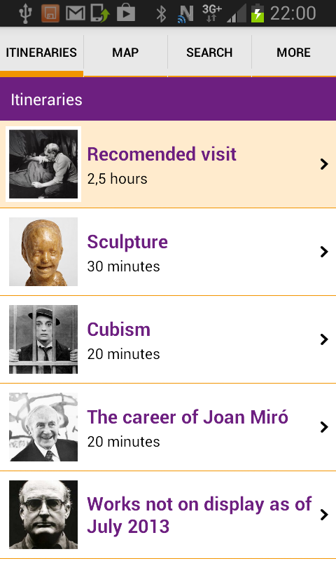 Reina Sofia Museum - Madrid- screenshot