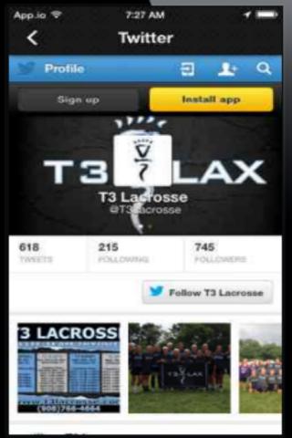 T3 Lacrosse Tournaments