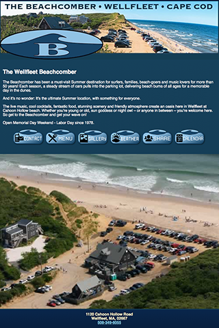 The Beachcomber Wellfleet