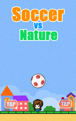 Soccer Vs Nature
