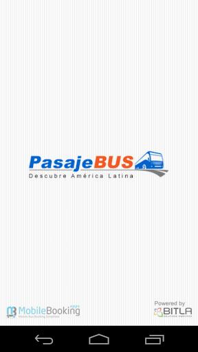 Pasaje Bus
