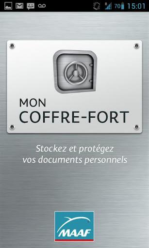 Mon COFFRE-FORT