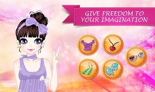 Free Download Cute Little Girl Makeover APK for Samsung