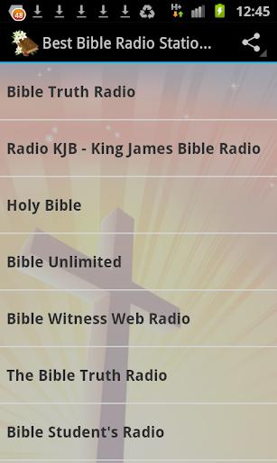 Best Bible Radio Stations