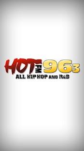 Hot 96.3 - Indianapolis - screenshot thumbnail