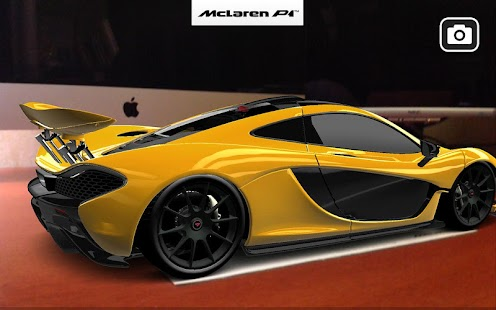 McLaren P1- screenshot thumbnail