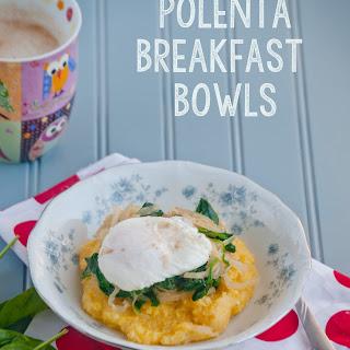 Polenta Breakfast Bowls