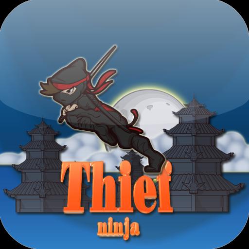 動作App|Thief Ninja LOGO-3C達人阿輝的APP