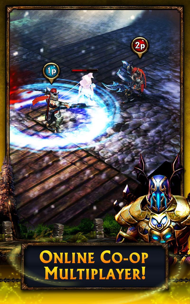 ETERNITY WARRIORS 2 screenshot #3