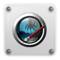 Drop on Glass Theme C Launcher icon