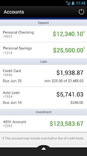 Horizons North Credit Union - screenshot thumbnail