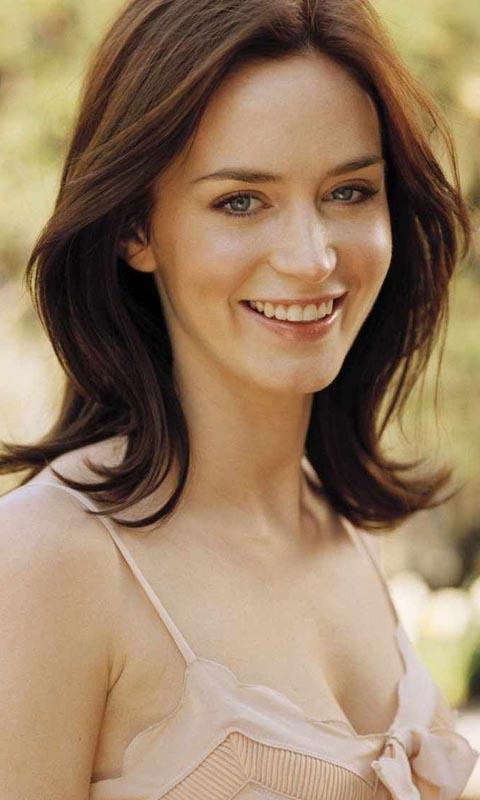 Emily Blunt HD Wall+Slide - screenshot