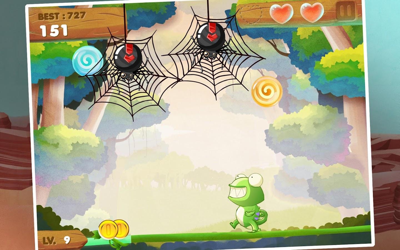CandyMeleon - screenshot