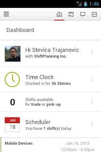 ShiftPlanning- screenshot thumbnail