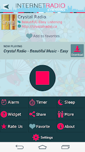 Internet Radio Stations- screenshot thumbnail