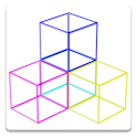 立体絵見る - 3Dモデルビューア - icon