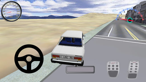 Lada Racing Simulator 2105
