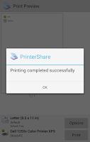 Screenshot of PrinterShare Premium Key