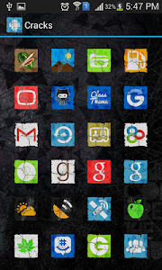 Cracks Icon Pack v2.2