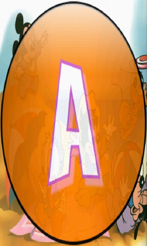 Alphabets for Kids, Learn ABC- screenshot