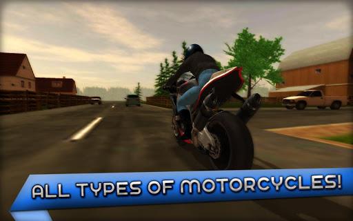 Motorcycle Driving 3D 1.4.0 screenshots 12