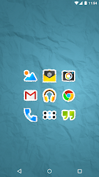 Sticko - Icon Pack APK screenshot thumbnail 1
