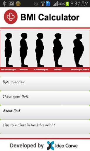 NationWide BMI App