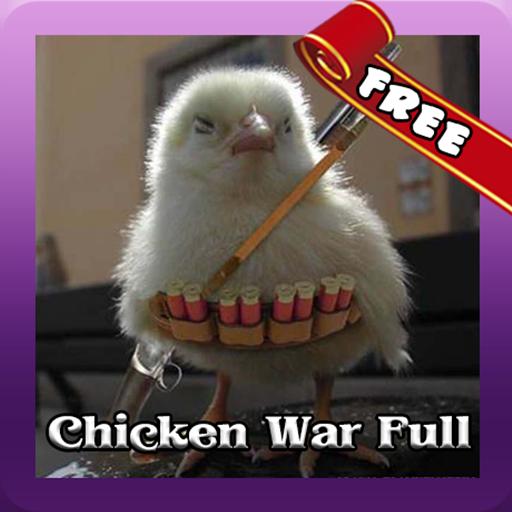 The Official Chicken Space War LOGO-APP點子