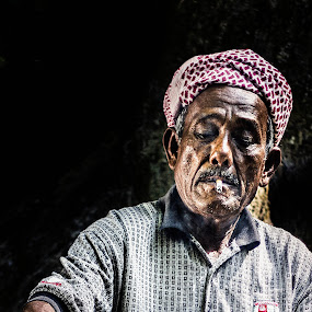 by Chairelgibrant Othman - People Portraits of Men