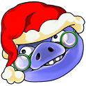 Greedy Pigs X'mas icon